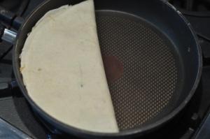 Easy Quesadilla