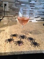 Halloween Wine Glass Charms