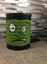 Coffee Tin Cookie Jar