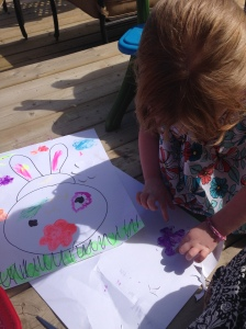 Pin the Tail on the Bunny - the Amazing Mommy