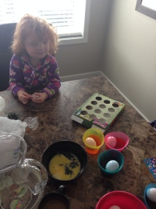 Blow-Out Easter Eggs - The Amazing Mommy