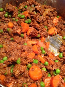 Cottage Pie - the amazing mommy